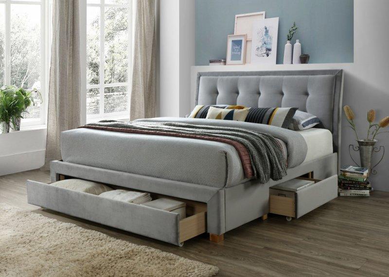Čalúnená posteľ OGGA